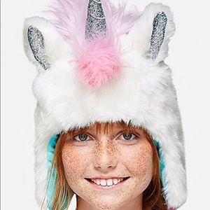 Justice Accessories - NWOT - JUSTICE Unicorn Hat